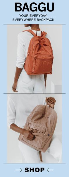A sturdy backpack for everyday toting.