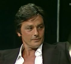 Alain Delon, Old Flame, Violet Eyes, Jake Paul, Romy Schneider, Classic Hollywood, Movie Stars, Handsome, Glamour