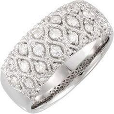 1/2 CTW Diamond Ring   Stuller.com