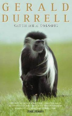 Catch Me a Colobus by Gerald Durrell http://www.amazon.com/dp/0006344623/ref=cm_sw_r_pi_dp_f57yub0TEDDJ0