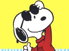 Snoopy - Joe Cool