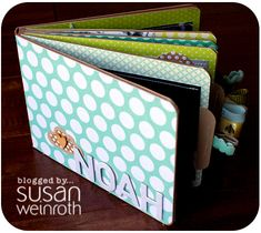 I might make something similar for a friend that is pregnant. I love the look of this.