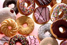 I wanna eat them :( !! DONUTS