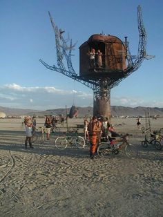 Burning man 4