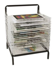 Would be better than the one I have! This rack is great for drying all kind of prints!