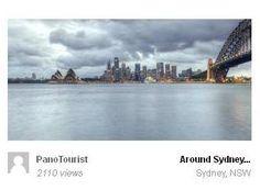 Le tour du monde en 360°