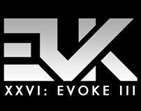 EvokeOne XXVI: Evoke III by Anthony Gargasz, via Behance
