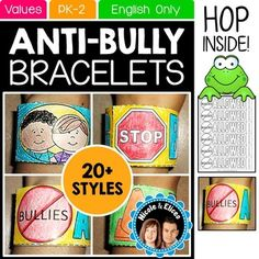 Bullying Anti Bullying Activities, Anti Bullying Campaign, Fun Learning, School, Kids, Bullying, Young Children, Boys, Children