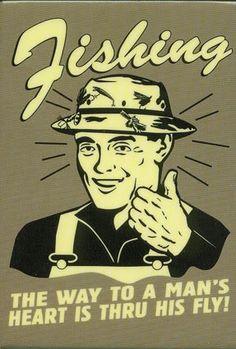 Funny vintage poster
