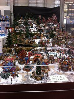 truffaut: fete foraine et déco Noel