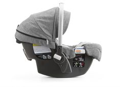 Looking for the best infant car seat for your newborn baby? Check out all-new Stokke Pipa by NUNA – Same amazing technology of the Nuna Pipa, with premium Stokke textiles and designed to secure to all Stokke strollers without the use of separate adaptors!