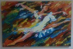 Bailarina www.almerioleos.com