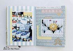 Album scrapbook de Paris by Tea on the moon ♥ begoña ♥, via Flickr