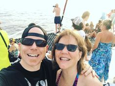 Shoutout to half the reason I'm on this earth!  Love you mamacita and I'm glad you came to #CostaRica! #Catamaran #Tamarindo #LoveMyMamacita #GoodTimes #PuraVida #BoatLife #FamilyVacation #MakingMemories