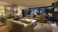Rooftop Suite at the Park Hyatt, Sydney