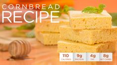 Celebrate a Southern classic with a healthy melt-in-your-mouth cornbread recipe that bakes to perfection. In this Healthy Holidays #CheatClean recipe, we show you how to create a version that is deliciously moist, lower on carbs,…