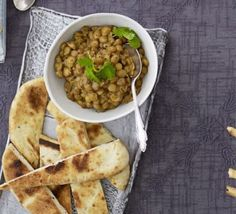 Lime & coconut dhal