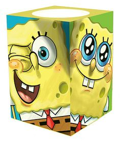 Look at this #zulilyfind! SpongeBob Squarepants Flameless Candle by SpongeBob #zulilyfinds