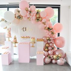 Happy 1st Birthday to our beautiful niece/daughter Chloe! We have put on a serious party! Thanks to all our special suppliers who have gone above and beyond to make this a party to remember forever! . @lamannasupermarket @lamannapatisserie @theeventrentalcompany @lepetitjoliemelbourne @littlecakeko @treatsbyhims @sugarrushbysteph @moonshotballoons @xoxodesign_au Check out our story for more details!
