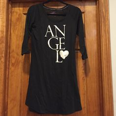 """Victoria's Secret """"Angel"""" nightie Great condition night gown - like new. Possibly worn once, if even. Victoria's Secret Intimates & Sleepwear Pajamas"""