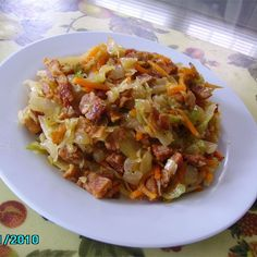 Fried Cabbage with Bacon, Onion, and Garlic Photos - Allrecipes.com