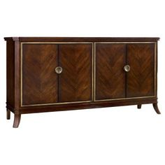 Hooker Furniture Palisade Chest - 5183-85001, Durable