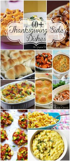 60  Easy Last-Minute Thanksgiving Side Dishes