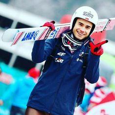 Andreas Wellinger, Ski Jumping, Skiing, Jumper, Rain Jacket, Windbreaker, Denim Shorts, Dream Big, Athletes