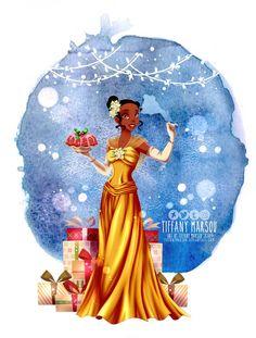 She looks like a Barbie doll with this type of bun XD rapunzel/tiana @ disney art ____________________________________. Crossover - Rapunzel as Tiana Disney Fan Art, Disney Love, Disney Stuff, Disney Artwork, Disney Pics, Disney Magic, Gravity Falls, Disney Princess Tiana, Disney Princesses