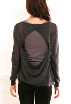 INHABIT SWEATER Knitting Sweaters 54d50cdec
