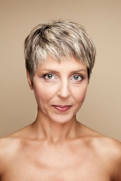 Best Short Haircuts for Women Over 60 - Bing Images
