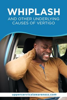 Find out more about the relationship between whiplash and vertigo and other underlying health conditions as we discuss the topic further. Ear Congestion, Upper Cervical Chiropractic, Whiplash Injury, Vestibular Neuritis, Vestibular System, Neck Pain Relief, Head Injury, Cardiovascular Disease, Multiple Sclerosis