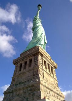 tickets sold out months in advance - 32 hr drive to New York http://www.nps.gov/stli/planyourvisit/index.htm