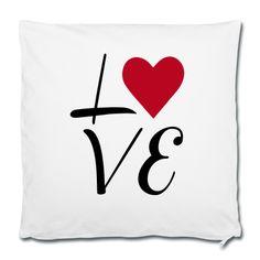 Copricuscino Love