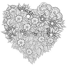 Hand Drawn Artistic Ethnic Ornamental Patterned Floral Frame In