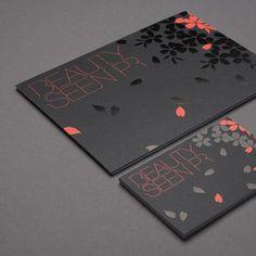 Designed by design friendship!  cute | #Business #Card #creative #paper #businesscard #corporate #design repinned by www.BlickeDeeler.de | Follow us on www.facebook.com/BlickeDeeler