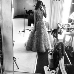 Kendall Jenner wearing an amazing dress