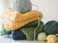 The Easiest Knitting Stitches for Beginners