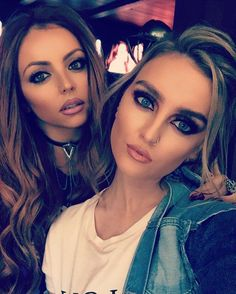 Pesy Little mix Perry Little Mix, Little Mix Girls, Jesy Nelson Instagram, My Girl, Cool Girl, Mixed Girls, Perrie Edwards, Girl Bands, These Girls