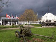 National Liberation Museum, Groesbeek, Netherlands  Museum commemorating Holland's occupation and subsequent liberation during WW2  http://www.bevrijdingsmuseum.nl/basis.aspx?Tid=746  #WW2 #Museum #Holland