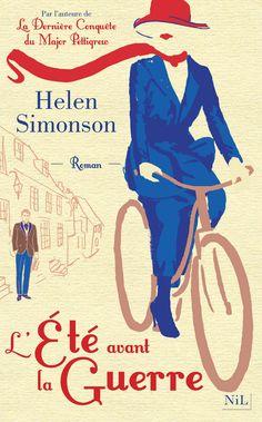 Mon avis sur l'Été avant la guerre, le second roman de Helen Simonson (éd. Nil, 2016).