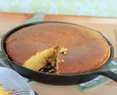 Sweet Cornbread Recipe. It is sooo good.