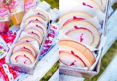 How to Playdate! Bento, Vanilla Cake, Diy And Crafts, Rolls, Food And Drink, Lunch, Picnic Cake, Cream, Desserts