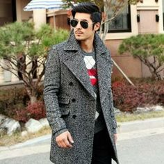 Buy 'VINTAGE BROTHERS – Herringbone Double-Breasted Coat' at YesStyle.com plus more South Korea items and get Free International Shipping on qualifying orders.