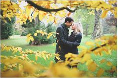 Helen Lisk Photography: Beautiful Bath: engagement photography in the autumn leaves