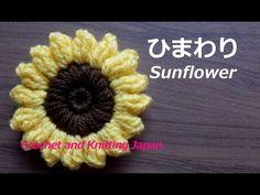ハロウィンのかぼちゃの編み方【かぎ針編み】How to Crochet halloween pumpkin - YouTube