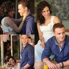 Zeyker's happy ending♥♥♥ Character Development, Turkish Actors, Happy Endings, Fantasy Characters, Couple Photos, Beautiful, Turkey, Stars, Redheads