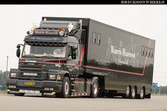 Truckstar Festival 2012 - Scania T143m Haasnoot