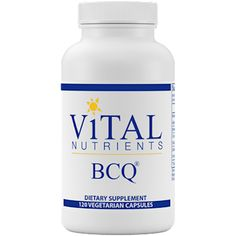 Vital Nutrients BCQ | Emerson Ecologics
