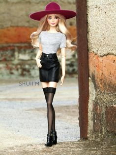 Likes, 15 Comments - Jesus Medina Doll Clothes Barbie, Vintage Barbie Dolls, Barbie Dress, Barbie Fashion Royalty, Fashion Dolls, Barbie Tumblr, Barbie Fashionista Dolls, Barbie Model, Beautiful Barbie Dolls